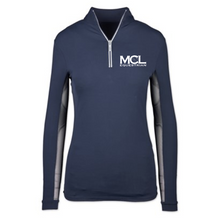 Load image into Gallery viewer, MCL Equestrian Tailored Sportsman Sunshirt
