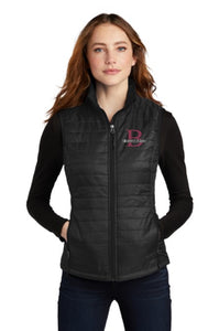 Burnett Farm Port Authority® Packable Puffy Vest