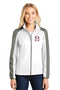 Burnett Farm Port Authority® Active Colorblock Soft Shell Jacket