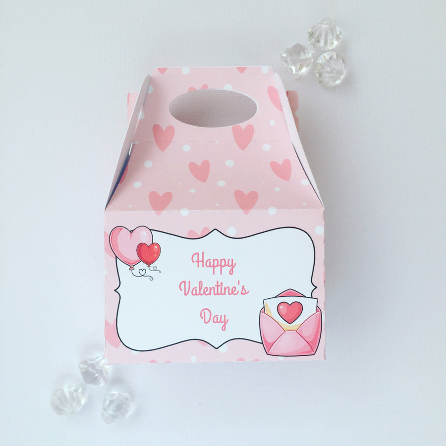 Valentine's Day treat boxes