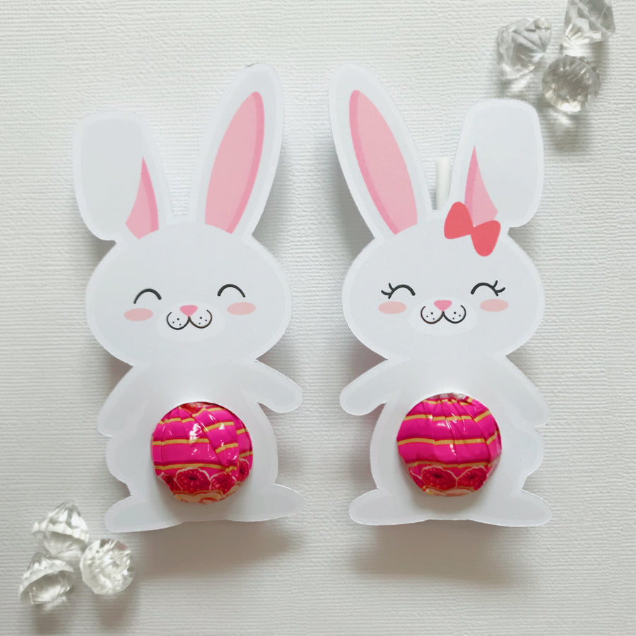 Hoppy Easter lollipop holders mixed pack