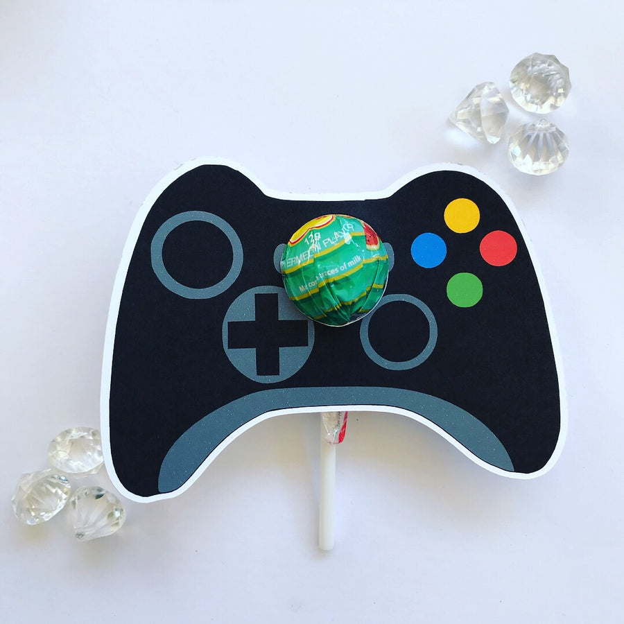 Gamers lollipop holders