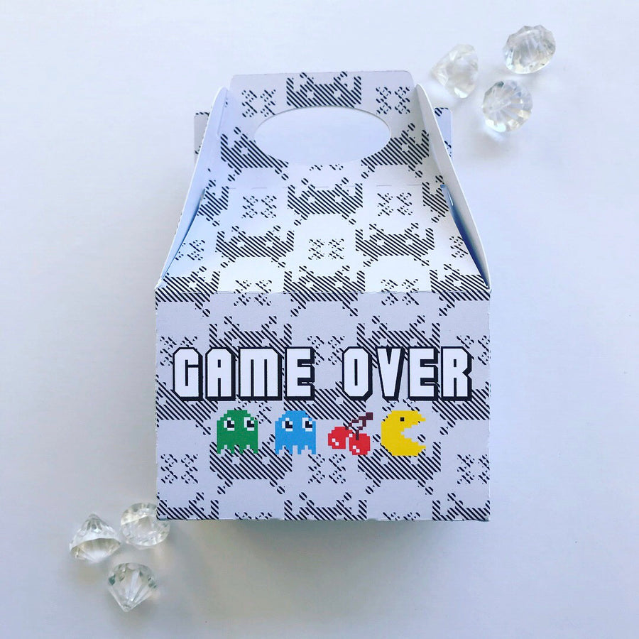 Gamer treat boxes