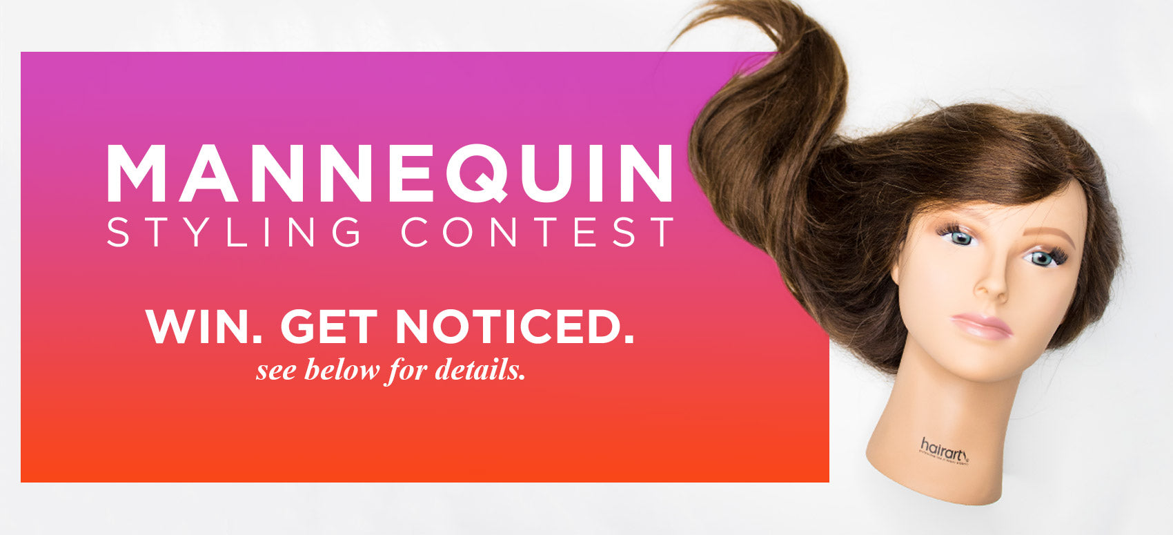 Mannequin Color / Cut / Styling Contest