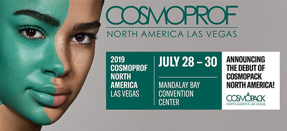 Hairart at Cosmoprof 2019: Visit our booth, get swag ~