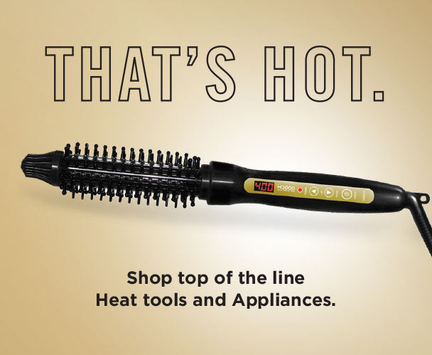 Top of the line Hair Appliances