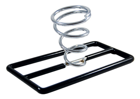 Spiral Curling Iron Stand - Counter Top