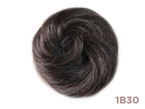 "Hairart Hair Wrap 6"" - The Grays"
