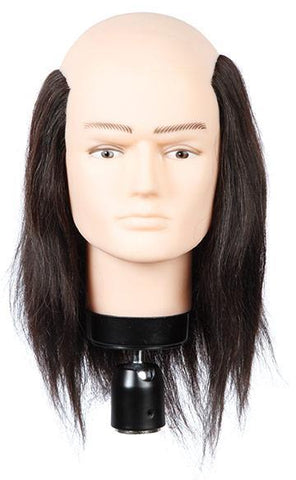 Danny [100% Human Hair Mannequin] - OUT OF STOCK UNTIL MID APR