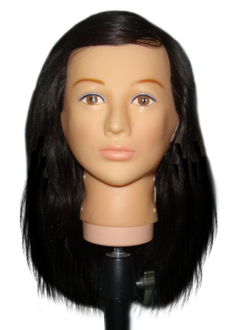 Slip-On Hair for Hard Head