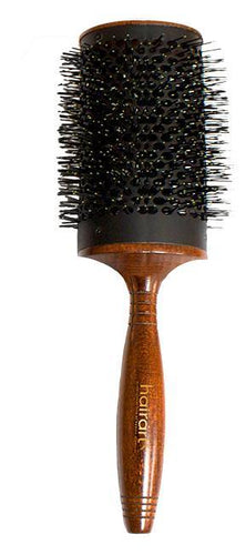 100% Beech Wood Handle Brush 3 1/4""