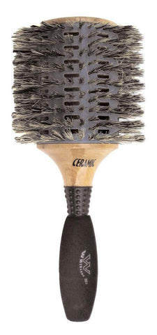 Ceramic Boar Bristle Vented Brush