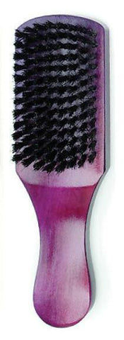 Color Wood Club Brushes Boar Bristles