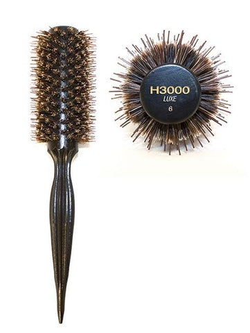 H3000 Luxe Boar / Nylon Round Brushes
