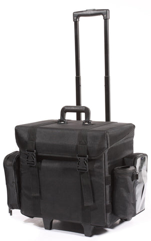 Professional Beauty Nylon Case - Small - Black