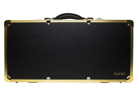 Barber Case Black & Gold