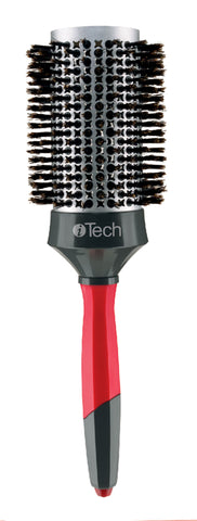 Boar Bristle W/ Magnetic Therapy Handle
