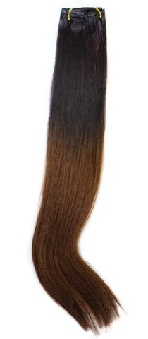 Straight - Hairart Clip-In  Extensions: 24""