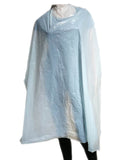 Disposable Cape (Light Blue): PPE Goods from HairArt