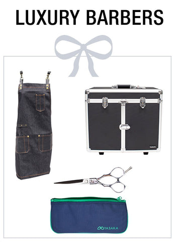 Grad Kit: Luxury Barbers Kit