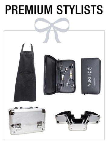 Grad Kit: Premium Stylists Shear Set - Left Handed