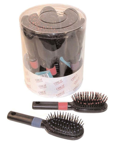 Petite Oval Brushes w/ Bucket