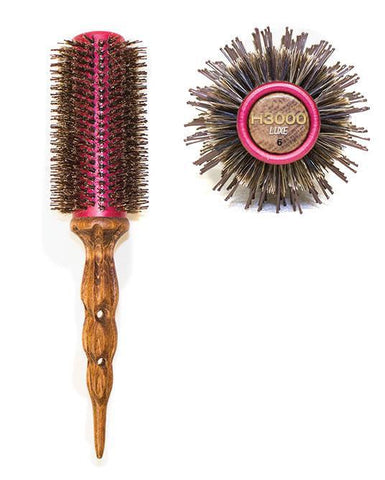 H3000 Luxe Ceramic Boar/Nylon Round Brushes