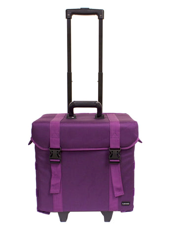 Professional Beauty Nylon Case - Small - Purple