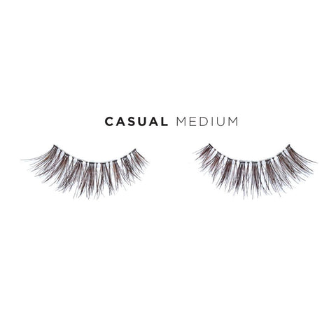 Casual Medium - Luxury Human Hair Lashes