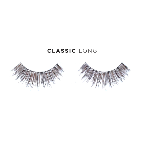 Classic Long - Luxury Human Hair Lashes