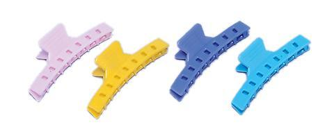 Long Plastic Clamps