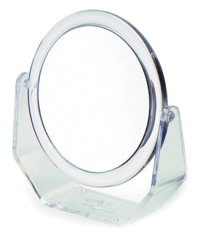Dual-Sided Power Magnifying Mirror