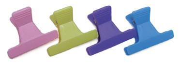 Plastic Butterfly Clamps