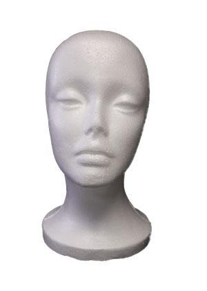 Foam Display Wig Stand
