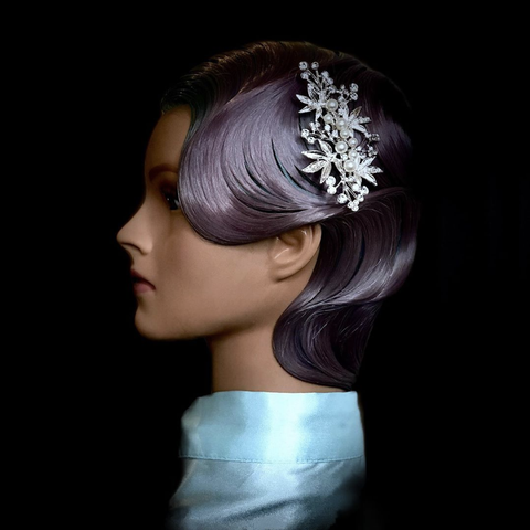 "Olivia-15"" [100% European Hair Mannequin]"