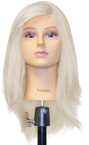"Olivia-17"" [100% European Hair Mannequin]"