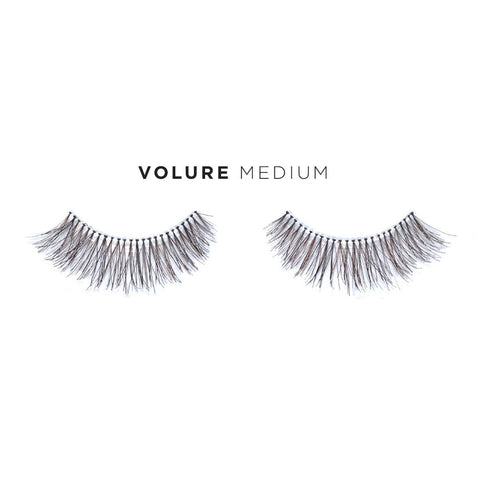 Volure Medium - Luxury Human Hair Lashes