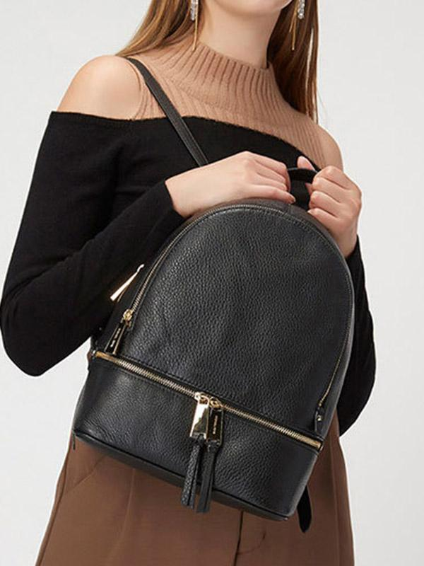 Women's Vintage casual backpack