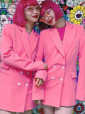 Autumn pink coats 2019