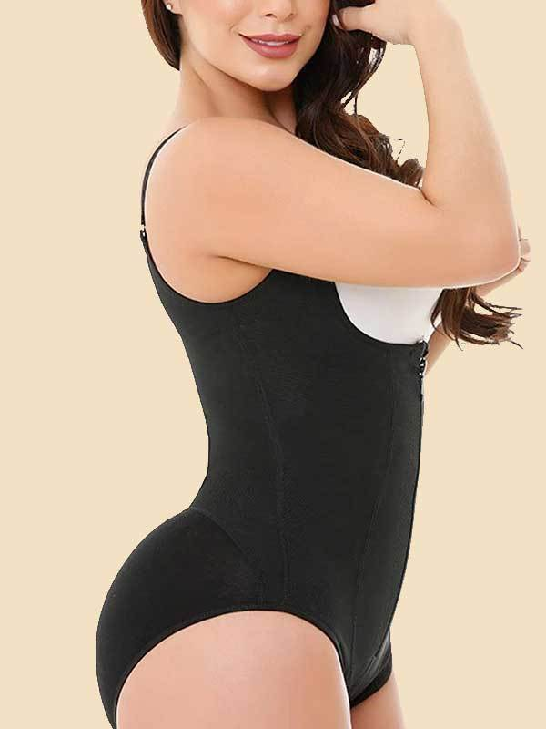 Women Fashion Solid Color One Piece Sexy Swimsuit