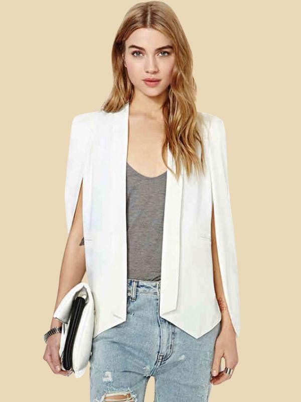 Women's Cardigan Vest Small Blazer