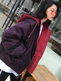 Women's New loose thermal down coat