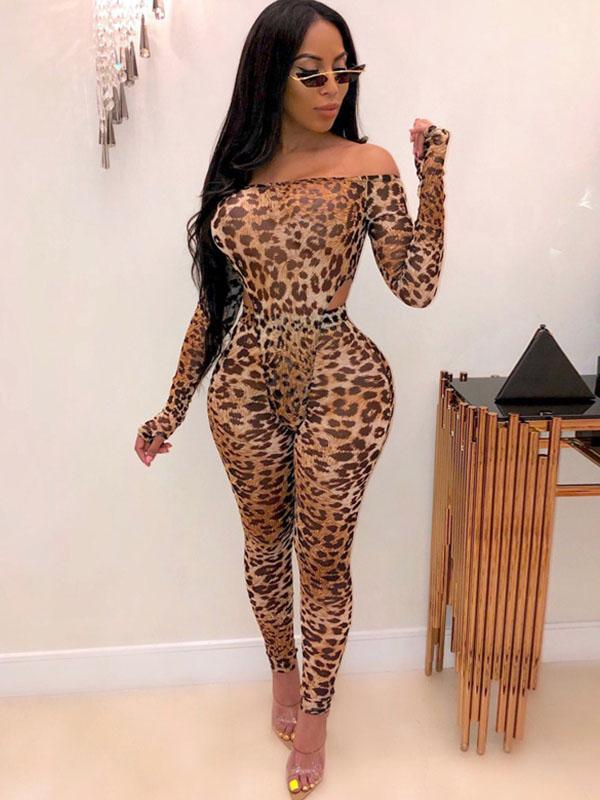 Women's Sexy Personality Jumpsuit