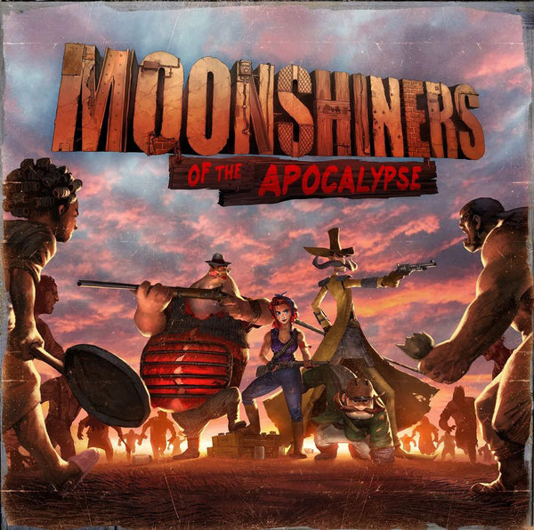 Moonshiners of the Apocalypse