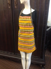 Load image into Gallery viewer, Peruvian Apron - yellow