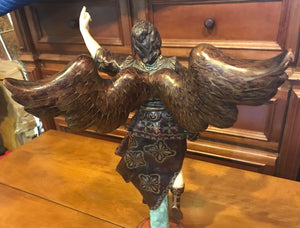 Archangel Michael - Sculpture