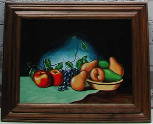 Fruit on Table with Bowl 3