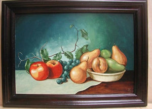 Fruit on Table with Bowl 2