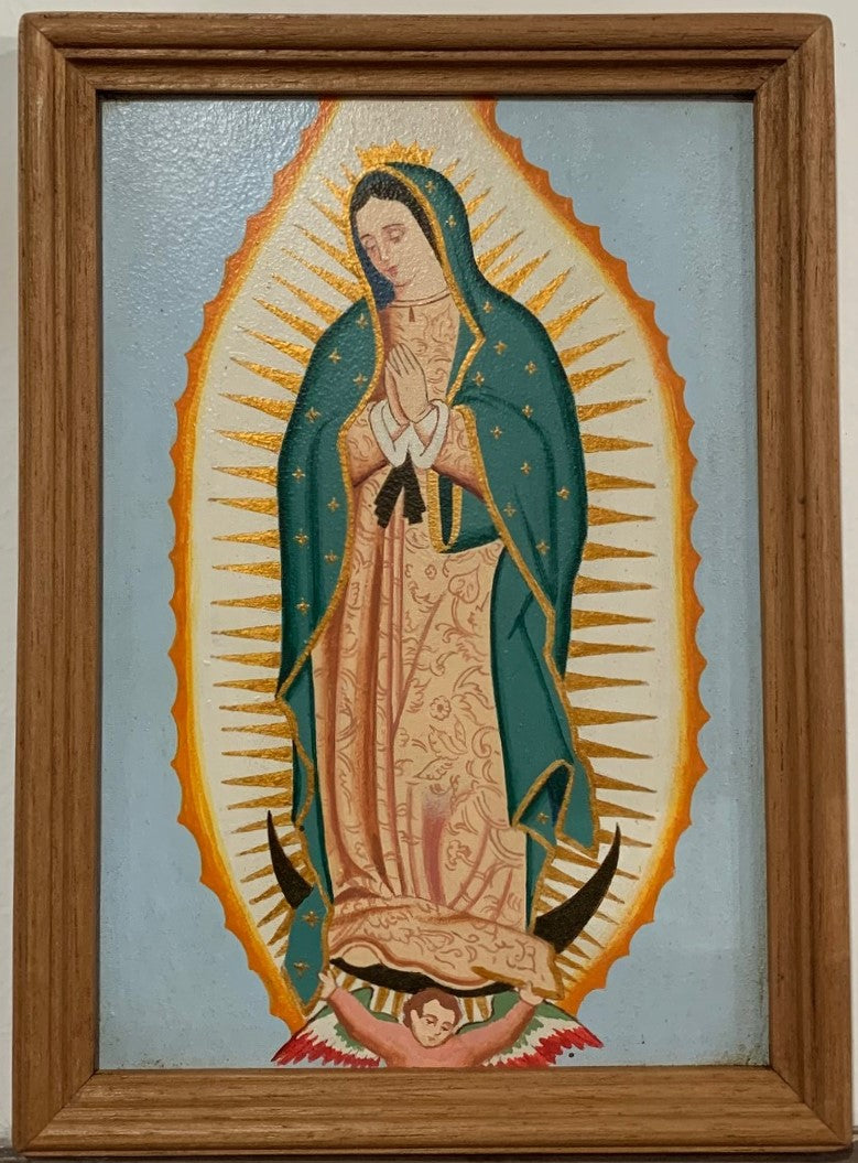 Virgen of Guadalupe 3