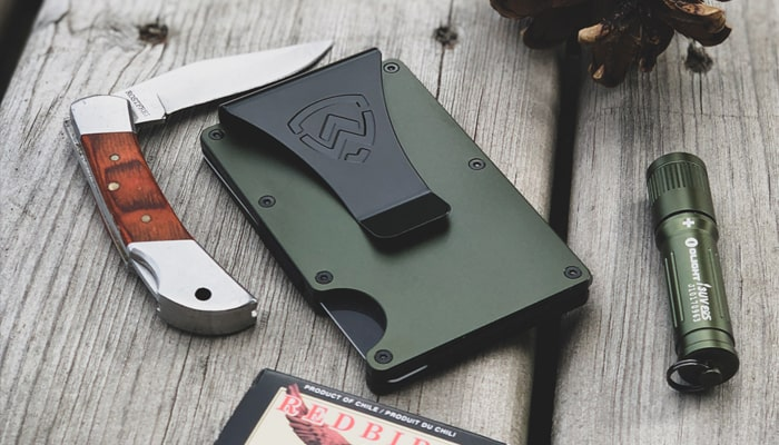 OD Green Armour Wallet